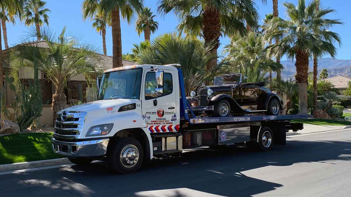 Luxury Classic Exotic Car Towing Palm Desert Ca 760 674 5938