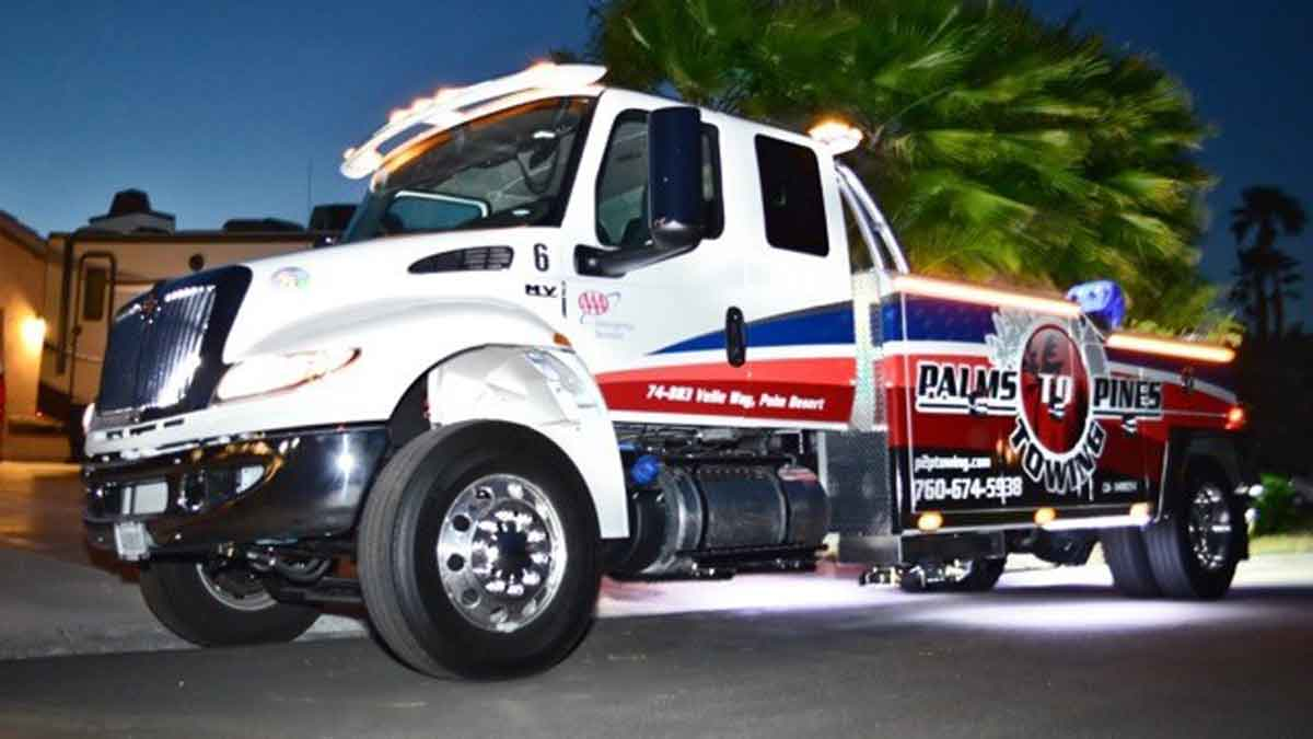 Truck Towing Coachella Valley